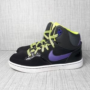 Nike Court Tranxition Mid Basketball Sz 9